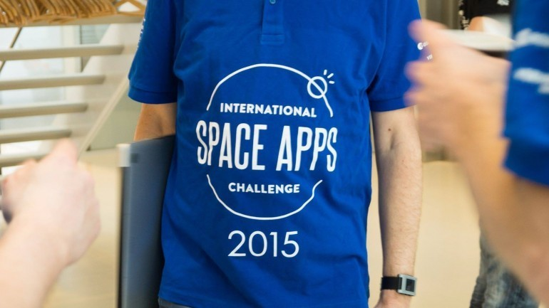 International space apps